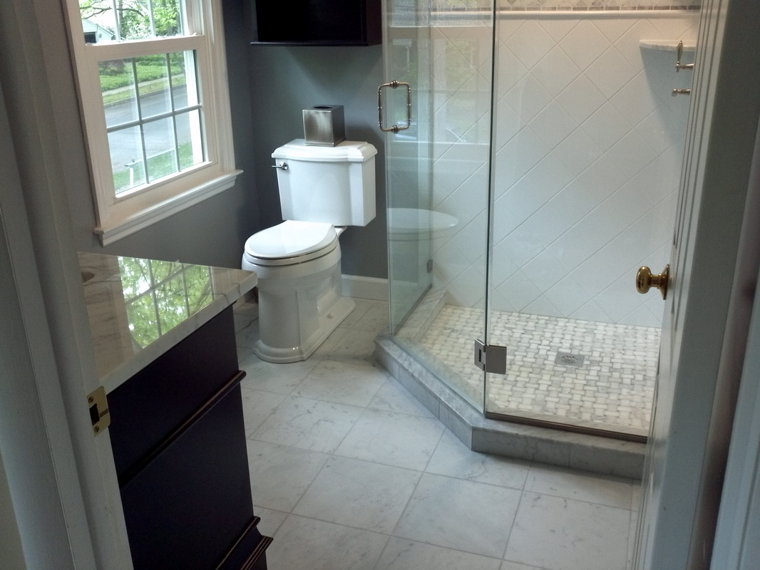 bathrooms - Martin Tile and Remodeling